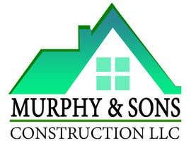#15 cho Design a Logo for Murphy & Sons Construction LLC bởi fastestwebsite