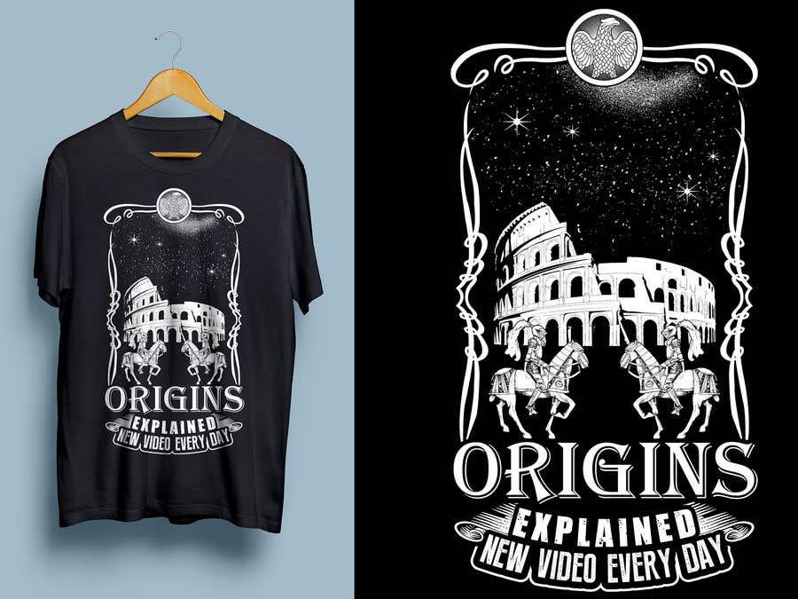 """Intrarea #40 pentru concursul """"Designs needed for Shirts"""""""