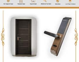 nº 7 pour Build a Product Brochure for Electronic Lock par ARShamel