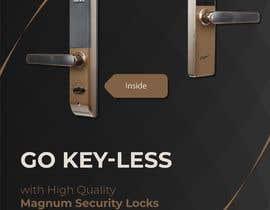 nº 22 pour Build a Product Brochure for Electronic Lock par asif29feb