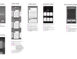 nº 13 pour App Design / User Experience par VideDesign