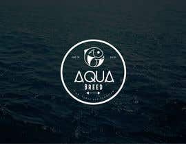 #31 for Aqua Breed - Aquaculture, Fish farming or see food Logo. by majesticgraphic5