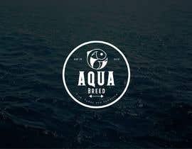 #32 for Aqua Breed - Aquaculture, Fish farming or see food Logo. by majesticgraphic5