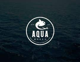 #34 for Aqua Breed - Aquaculture, Fish farming or see food Logo. by majesticgraphic5