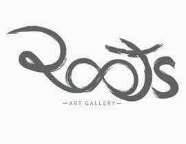 #107 for Logo design for art gallery by aumeza25