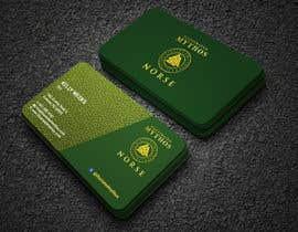 nº 38 pour Business Card Design par faruquechisim068
