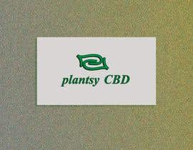 Nro 33 kilpailuun PlantsyCBD  LOGO + Package Labeling käyttäjältä khraz