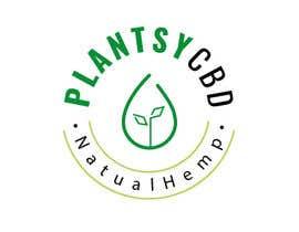 Nro 27 kilpailuun PlantsyCBD  LOGO + Package Labeling käyttäjältä Indirra