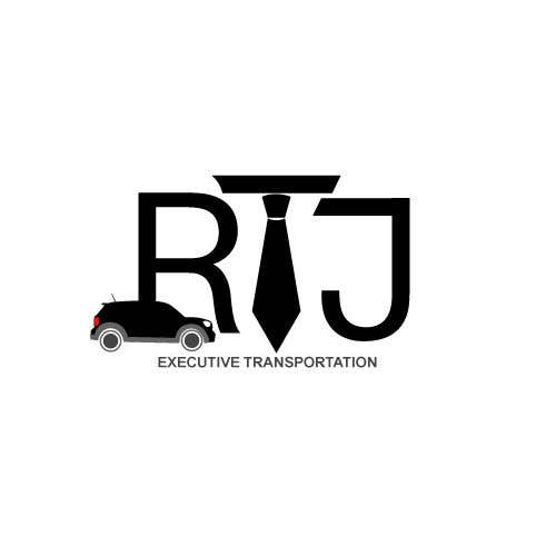 "Конкурсная заявка №32 для I need a logo for my limo company. We use SUVs (Yukon XLs and Suburbans) Our company name is ""RTJ Executive Transportation"" We are a black tie car service."
