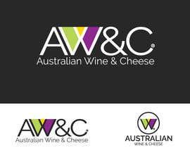 #45 cho Australian Wine & Cheese - Company Logo bởi wavyline