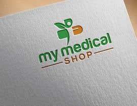 #41 pentru Create a Logo for E-commerce website - My Medical Shop de către Creator360