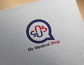 #30 pentru Create a Logo for E-commerce website - My Medical Shop de către ghulam182