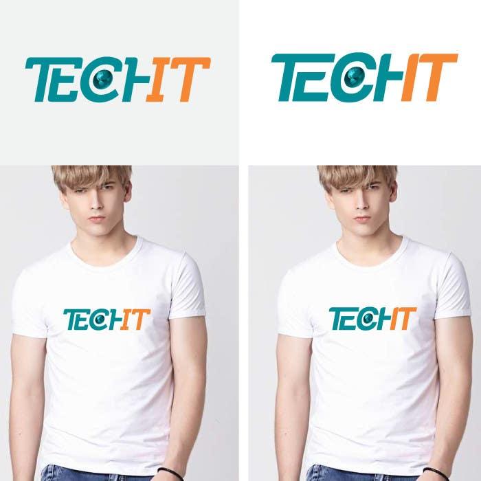Konkurrenceindlæg #                                        81                                      for                                         Logo Design for a TECH IT Company