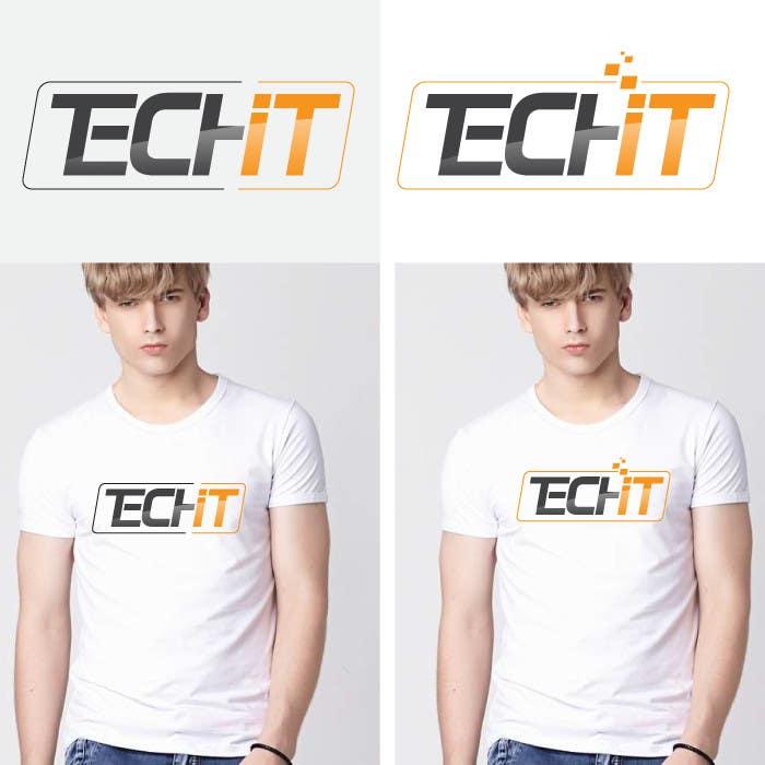Konkurrenceindlæg #                                        150                                      for                                         Logo Design for a TECH IT Company