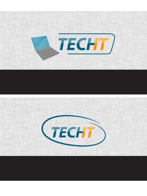 Konkurrenceindlæg #                                        114                                      for                                         Logo Design for a TECH IT Company