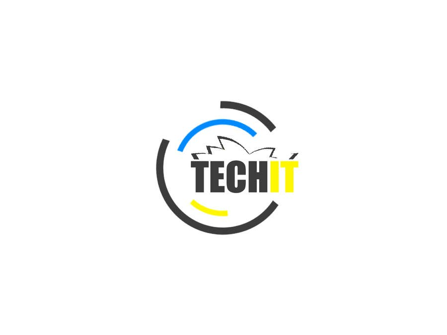 Konkurrenceindlæg #                                        186                                      for                                         Logo Design for a TECH IT Company
