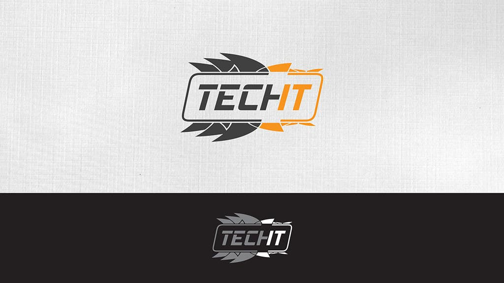 Konkurrenceindlæg #                                        139                                      for                                         Logo Design for a TECH IT Company