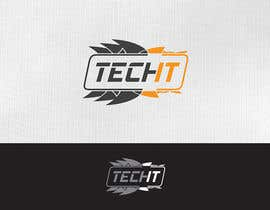 #139 cho Logo Design for a TECH IT Company bởi IIDoberManII