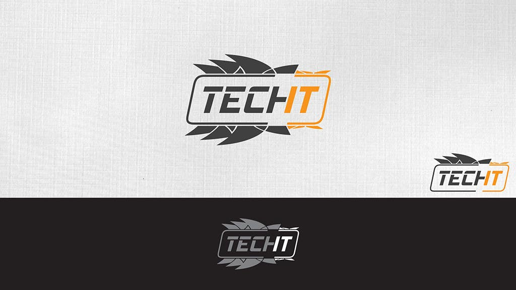 Inscrição nº                                         140                                      do Concurso para                                         Logo Design for a TECH IT Company