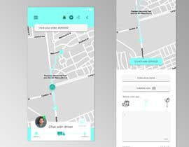#84 for design a UI for a new mobile app by Ryad23