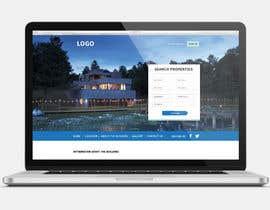 #11 untuk Website Design & Layout - 2 Page Design oleh mohammadmusaddek