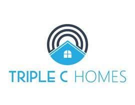 Nro 208 kilpailuun Logo Design for Triple C Homes käyttäjältä zahidulhoque1976