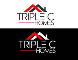 Nro 84 kilpailuun Logo Design for Triple C Homes käyttäjältä Sanambhatti