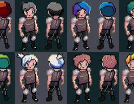 #17 pentru Creating 64x32 Sprite for video games. de către SKDasgupta