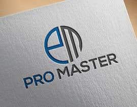 #111 para Logo design for PRO MASTER por armanhossain783