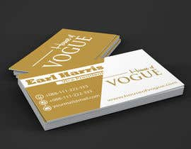 #266 for Design a business card by aar554259819958f