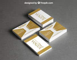 #269 for Design a business card by aar554259819958f