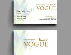 #264 for Design a business card by Alimkhan2