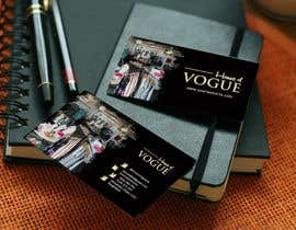 #234 untuk Design a business card oleh rahulrobindas1