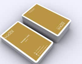 #310 para Design a business card de fahadbinmahfuj12