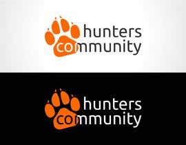 #46 for simple logo for  hunters community by ArtRaccoon