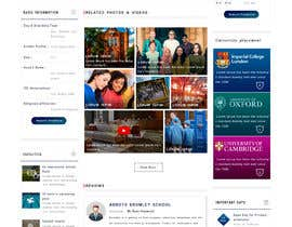 #103 for Need a prototype for website - 2 pages by mithunsa