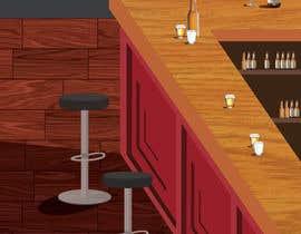 #55 for Stylised bar design af MohoshinUddin