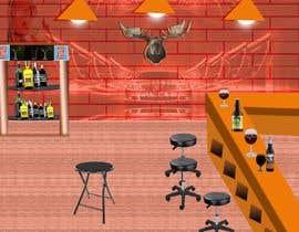 #47 for Stylised bar design af shahanayeasmin35