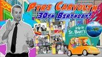 Graphic Design Konkurrenceindlæg #4 for Cartoon Birthday Design