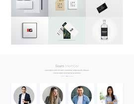 nº 4 pour Website for Consulting company par mdbelal44241