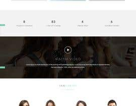 nº 7 pour Website for Consulting company par mdbelal44241
