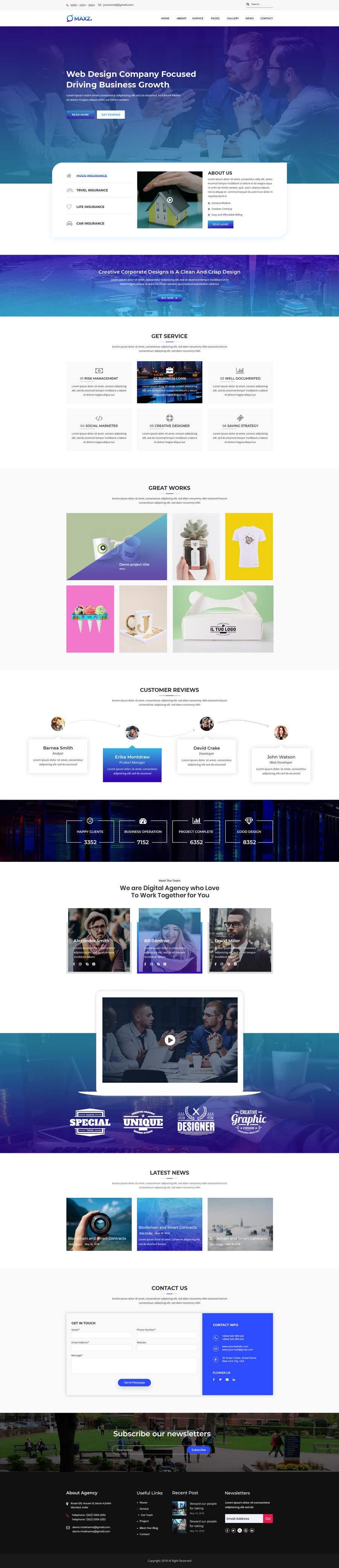 Penyertaan Peraduan #19 untuk Website Design Company Website Needed...haha