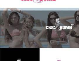 nº 17 pour Logo creation Chicbomb par azahermia