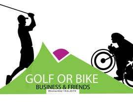 BishwajitShil tarafından Design Logo Golf or Bike Event için no 89