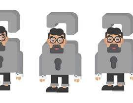 Nro 13 kilpailuun Create friendly mascot in various poses graphic design käyttäjältä valeriapotaichuk