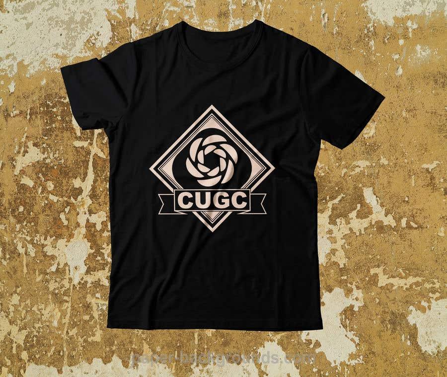 Kilpailutyö #25 kilpailussa Create a new  design for CUGC tshirt