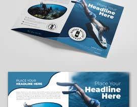 #16 для Bi-fold Flyer for tourist sea activities от pardessiaakash