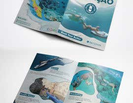 #14 для Bi-fold Flyer for tourist sea activities от sushanta13