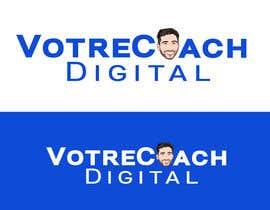 Nro 248 kilpailuun VotreCoach.digital NEEDS A LOGO :) käyttäjältä Codeitsmarts