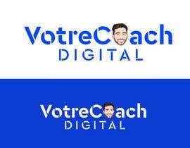 Nro 249 kilpailuun VotreCoach.digital NEEDS A LOGO :) käyttäjältä Codeitsmarts